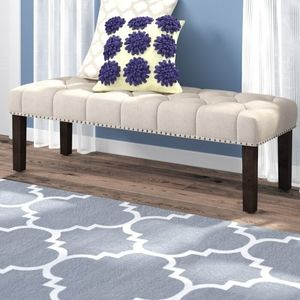 Montello Upholstered Bench